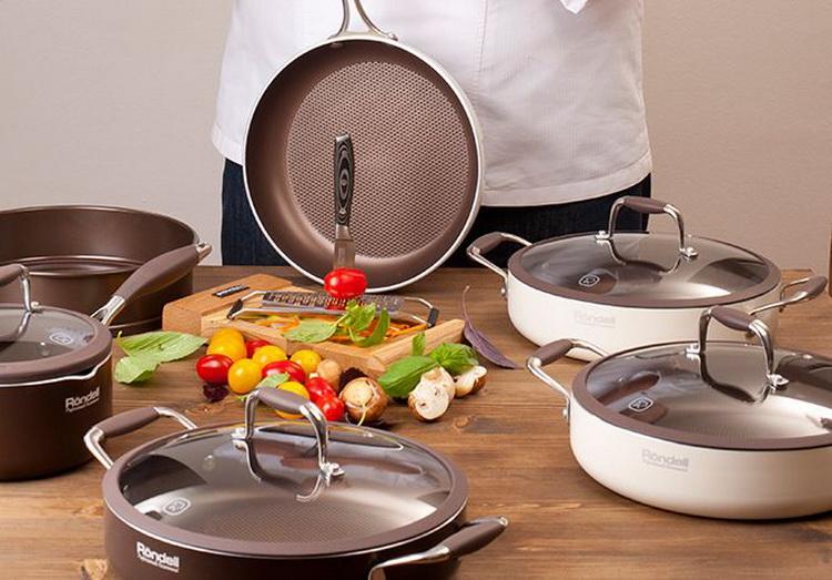 Преимущества и выбор алюминиевой сковороды